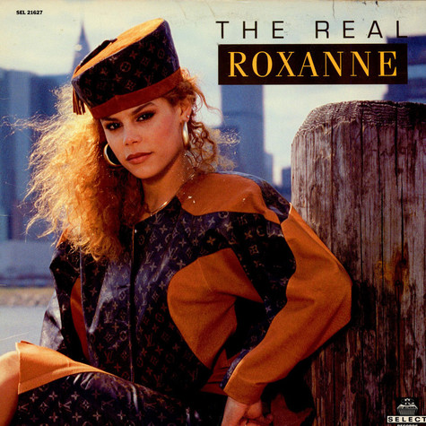 Real Roxanne, The - The Real Roxanne