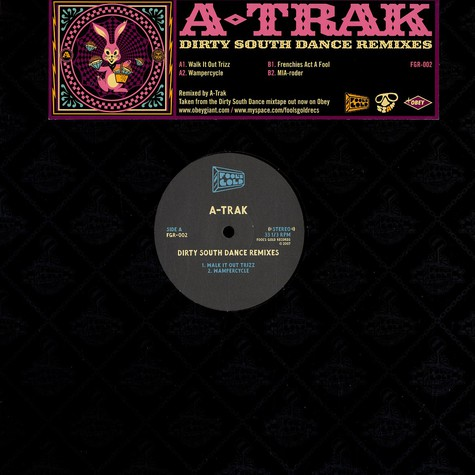 A-Trak - Dirty south dance remixes