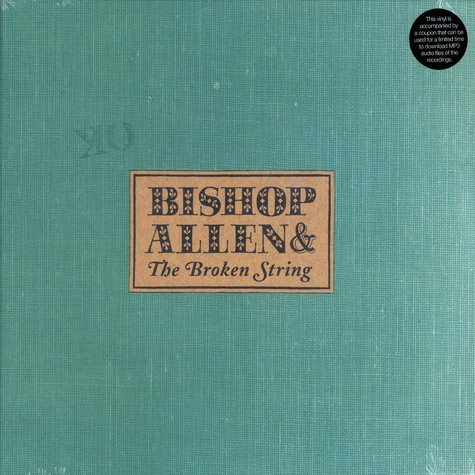 Bishop Allen - The broken string