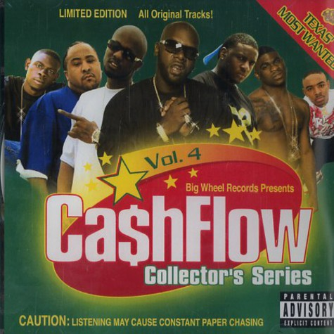 Cash Flow - Volume 4