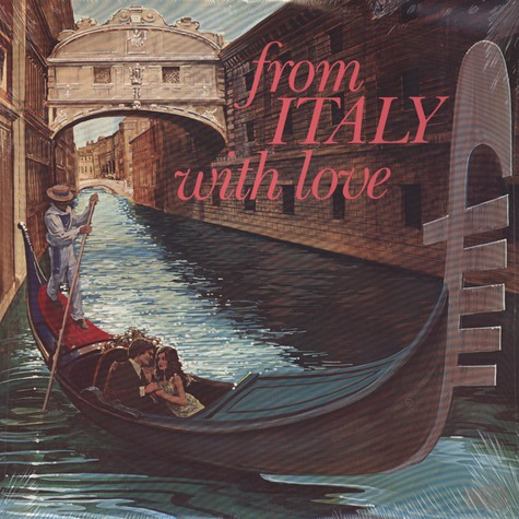 V.A. - From Italy with love