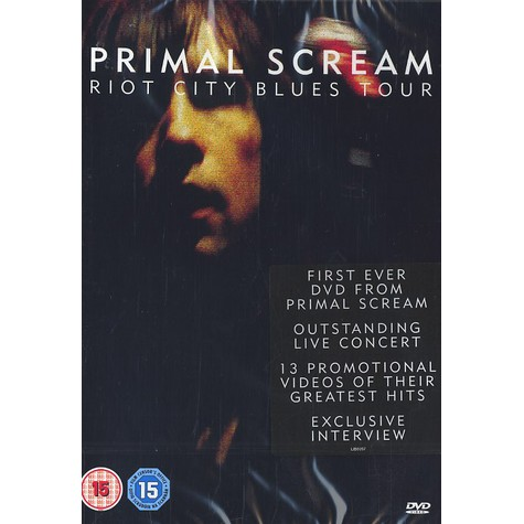 Primal Scream - Riot city blues tour