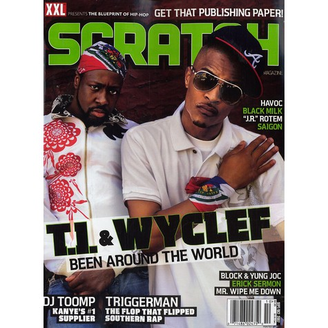 Scratch Mag - 2007 - 10 - September / October