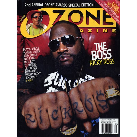 Ozone Magazine - 2007 - 2nd Annual Ozone Awards special edition