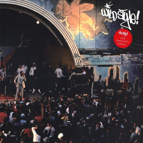 Wildstyle - 25th anniversary edition