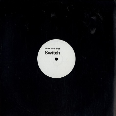 Robbie Williams - Never touch that Switch remix