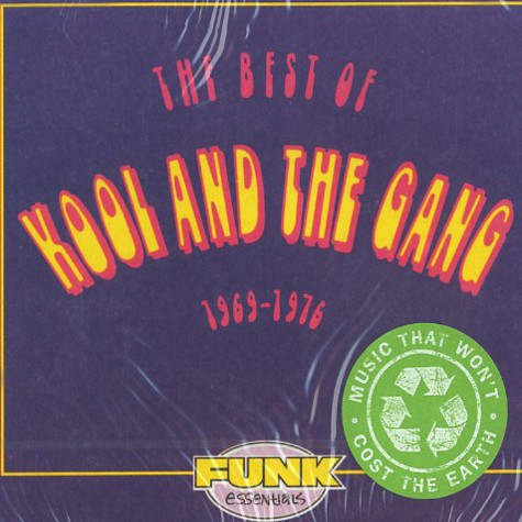 Kool & The Gang - Best of Kool & The Gang 1969-1976