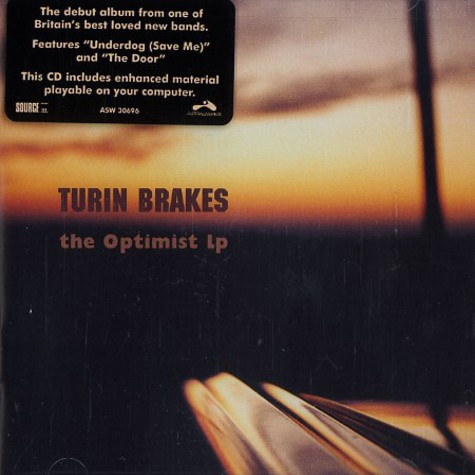 Turin Brakes - The optimist LP