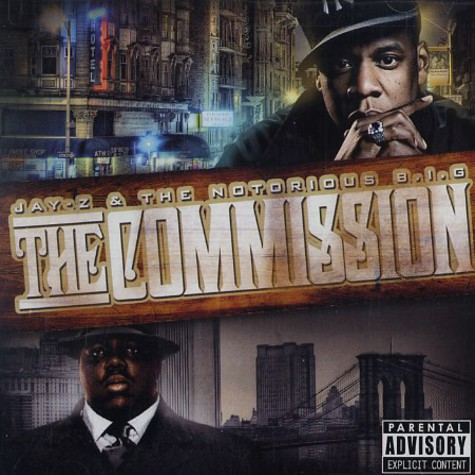 Jay-Z & Notorious B.I.G. - The commission