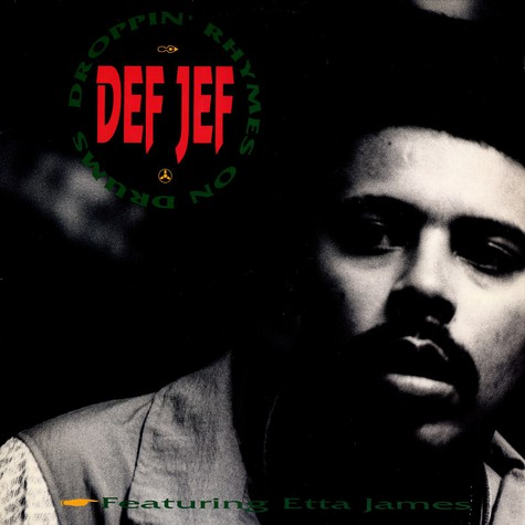 Def Jef - Droppin' Rhymes On Drums