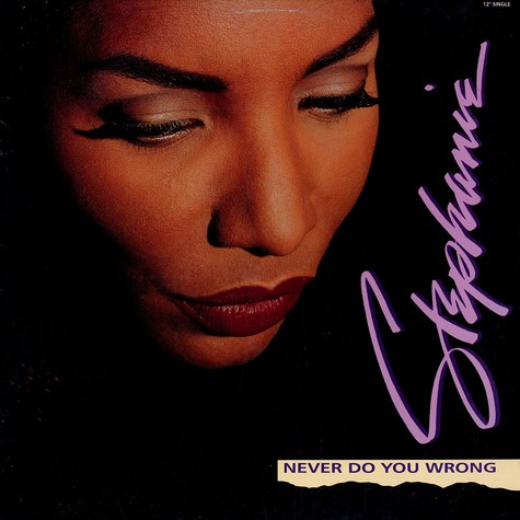 Stephanie Mills - Never do you wrong