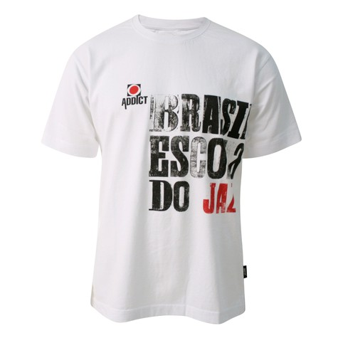 Addict - Escola do jazz T-Shirt