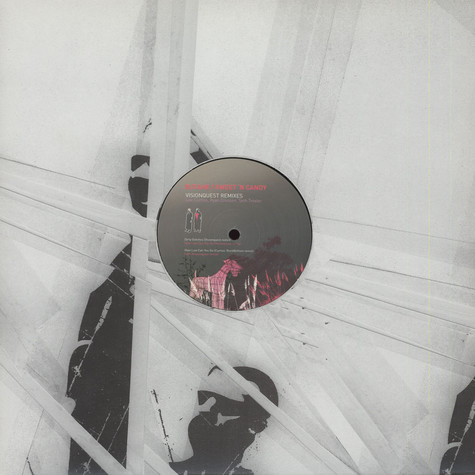 Butane / Sweet 'N Candy - Visionquest remixes