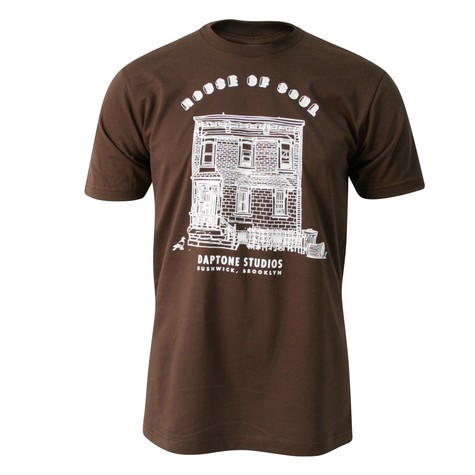 Daptone Records - House of Soul T-Shirt