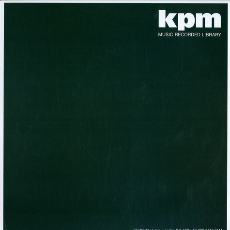 KPM 1000 Series - The big beat volume 1