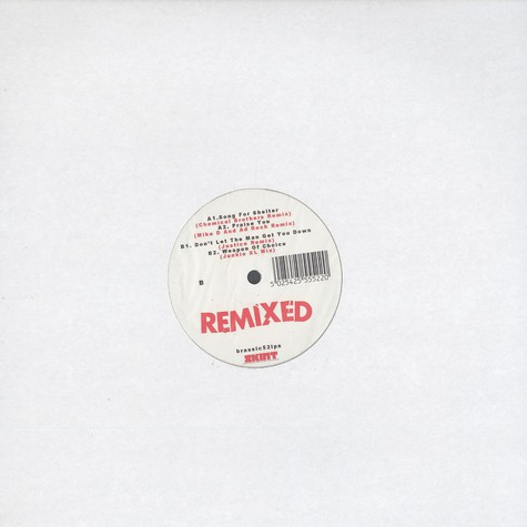 Fatboy Slim - The greatest hits remixed