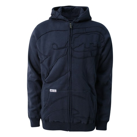 Ecko Unltd. - Pieced out zip-up hoodie