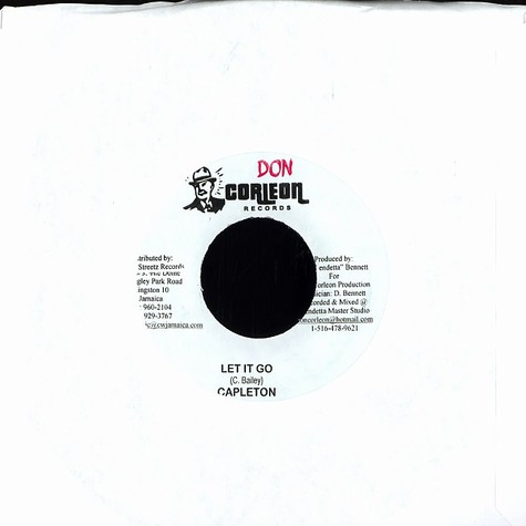 Capleton - Let it go