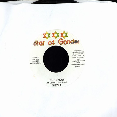 Sizzla / Classic - Right now / no fool