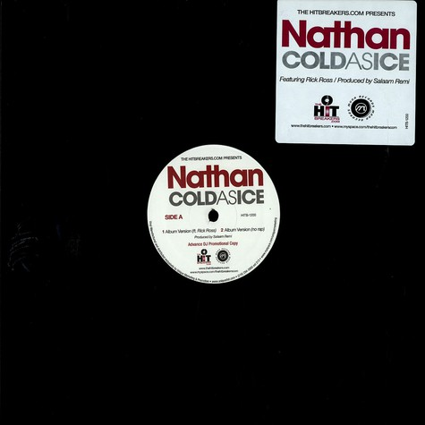 Nathan - Cold as ice feat. Rick Ross
