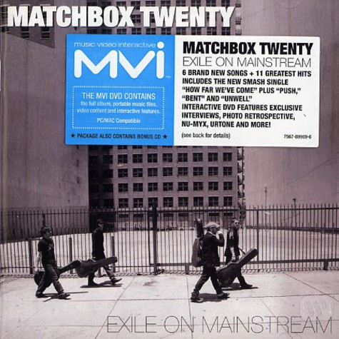 Matchbox 20 - Exile on mainstream