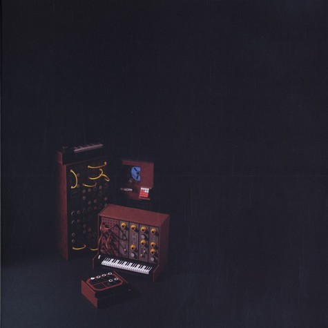Jean-Jacques Perrey & Luke Vibert - Moog acid
