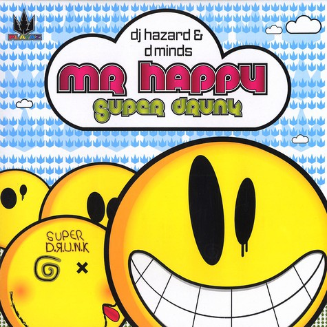 DJ Hazard & D Minds (Distorted Minds) - Mr Happy