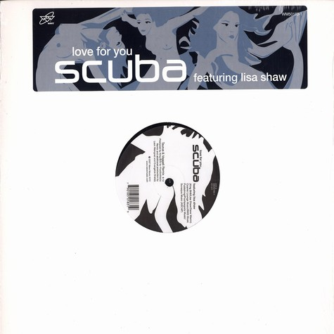 Scuba - Love for you feat. Lisa Shaw