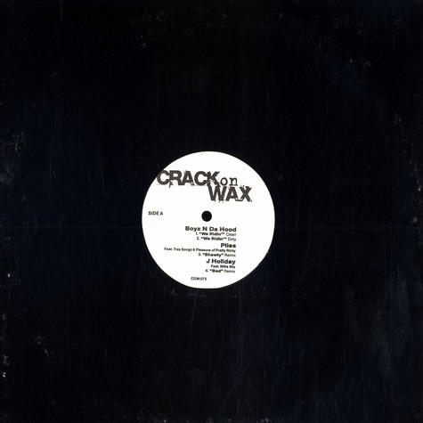 Crack On Wax - Volume 75
