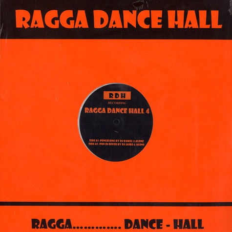 Ragga Dance Hall - Volume 4