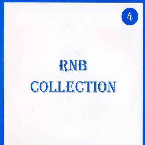 Rnb Collection - Volume 4