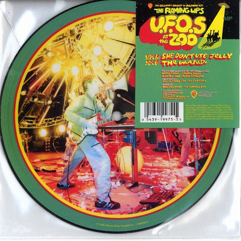 Flaming Lips, The - She don't use jelly