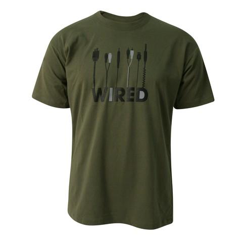 DMC & Technics - Wired T-Shirt