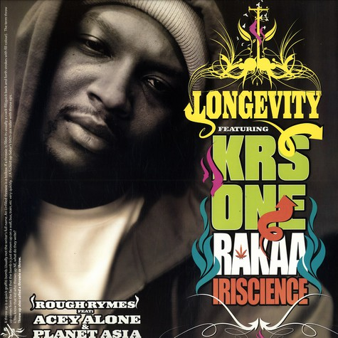 Longevity - Throwin Up Letters Feat. KRS One & Rakaa Iriscience