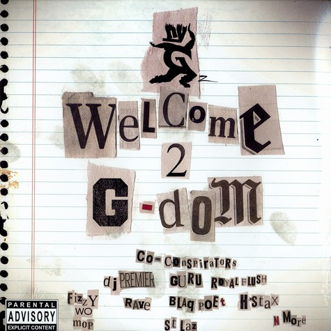 NYG'z - Welcome 2 G-Dom