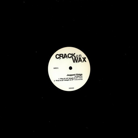 Crack On Wax - Volume 88