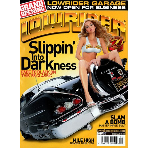 Lowrider Magazine - 2007 - 11 - November