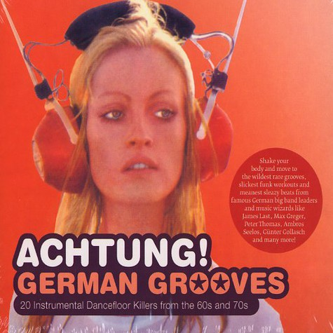 V.A. - Achtung! German grooves