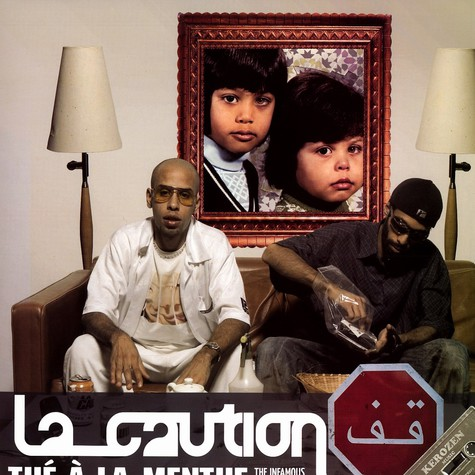 La Caution - The A La Menthe