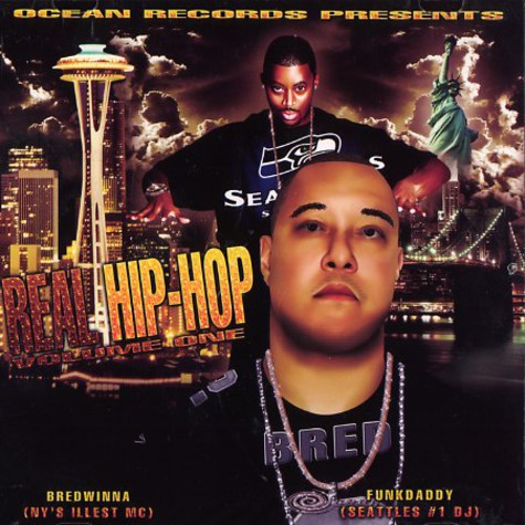 Bredwinna & FunkDaddy - Real Hip Hop volume 1