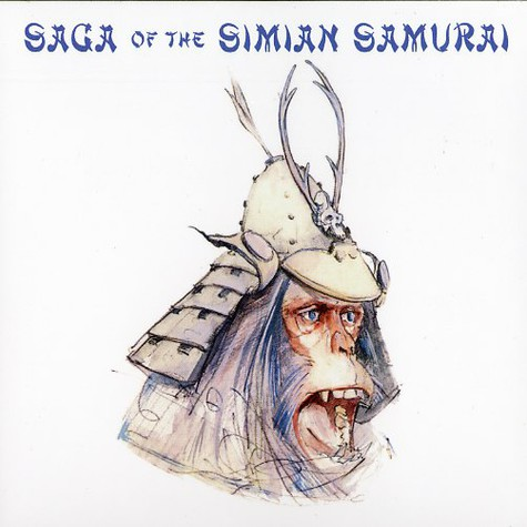 Simian Samurai (Prince Po & Tomc 3) - Saga of the Simian Samurai