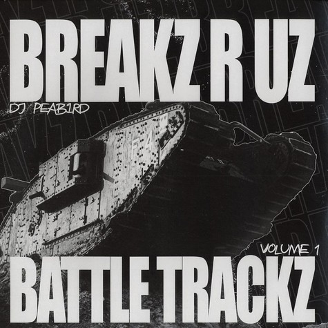 DJ Peabird - Battle trackz volume 1