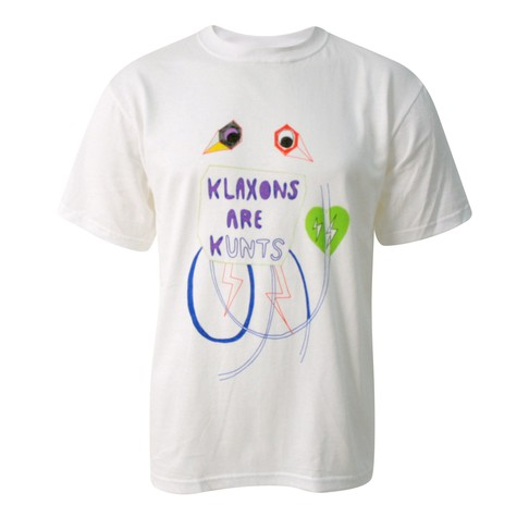 Klaxons, The - Kunts T-Shirt