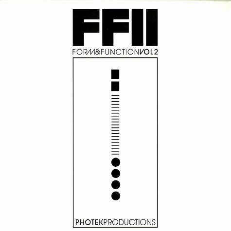 Photek - Form & function volume 2