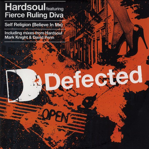 Hardsoul - Self religion feat. Fierce Ruling Diva