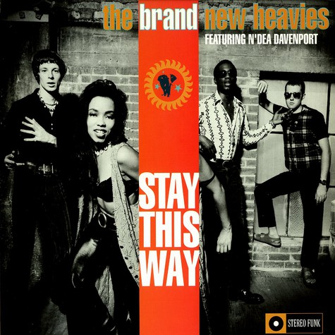 Brand New Heavies, The - Stay this way