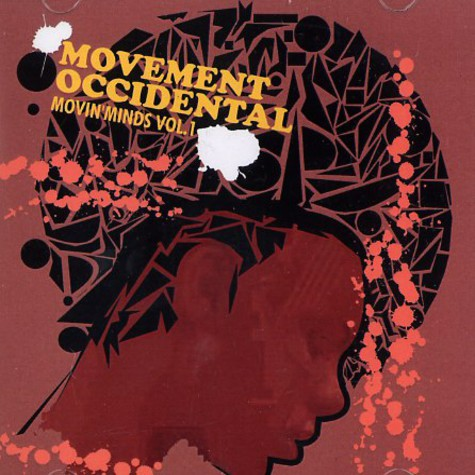 Movement Occidental - Movin' minds volume 1