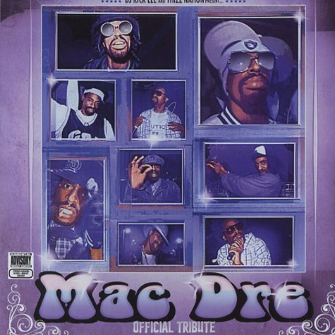 Mac Dre - Official tribute