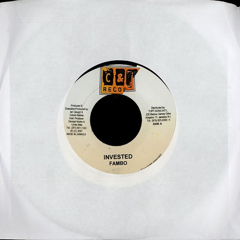 Fambo / Luciano - Invested / love i got