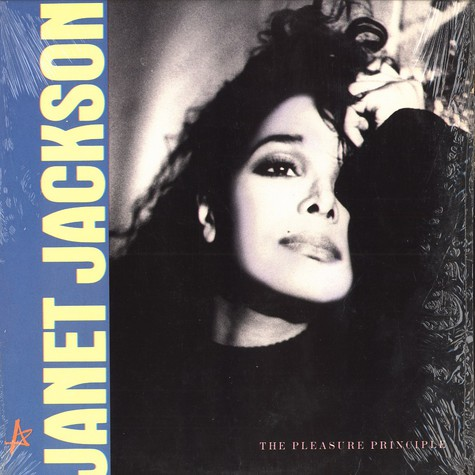 Janet Jackson - The Pleasure Principle